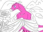 Malovánka drak