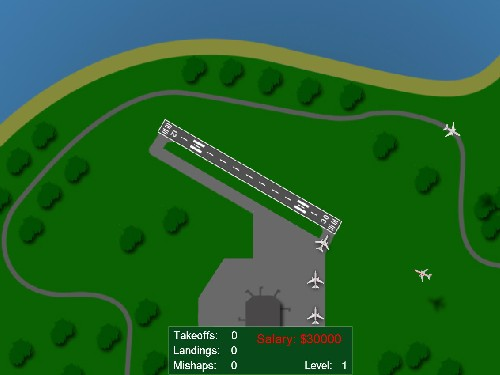 Airport Madness online Strategické hry