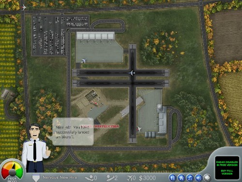 Airport Madness 4 online Strategické hry