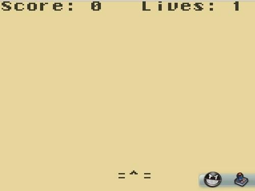 Online hra ASCII wars