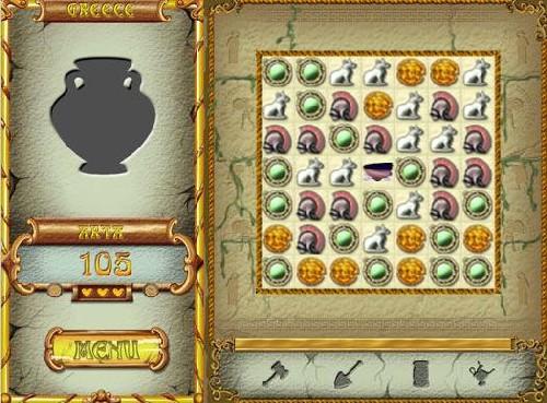 Online hra Atlantis