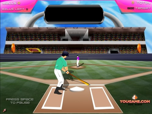 Online hra Baseball