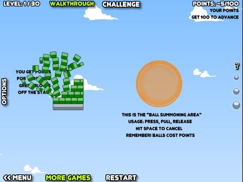 Online hra Blosics 2