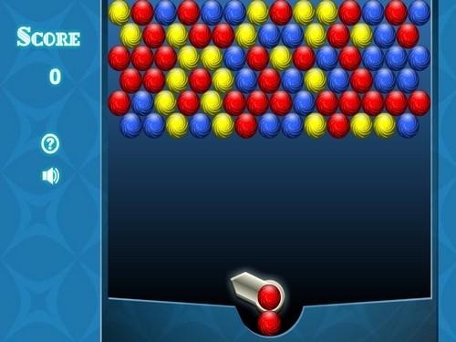 Online hra Bouncing balls