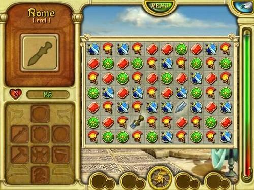 Online hra Call Of Atlantis