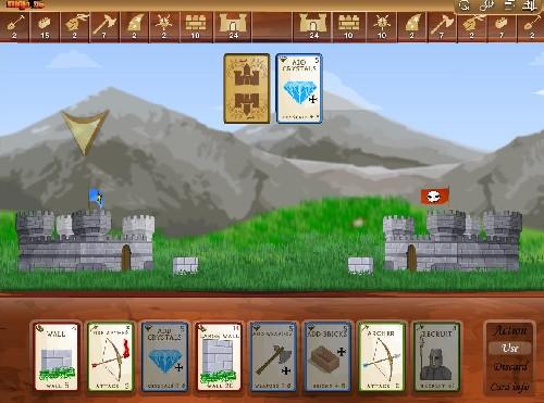 Online hra Castle Wars 2