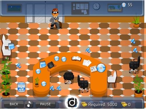 Online hra Data miner