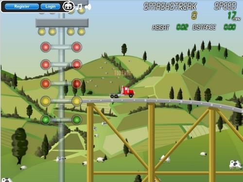 Online hra Destructotruck