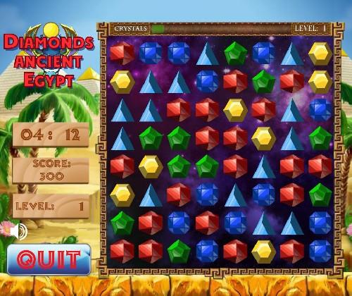 Online hra Diamanty