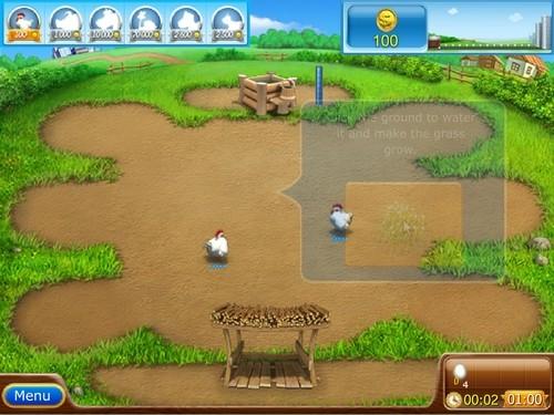 Online hra Farm Frenzy 2