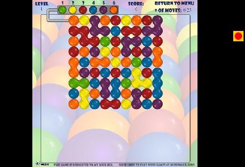 Online hra Globs