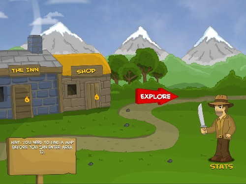 Online hra Golden Robot