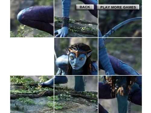 Online hra hra Avatar