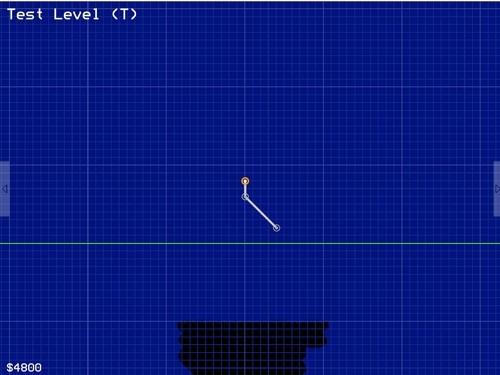 Online hra Hra stavění mostů