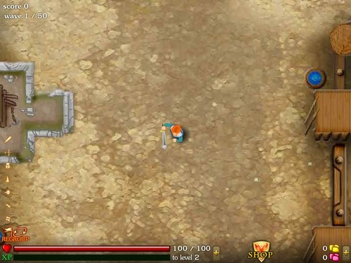 Online hra Knight Elite