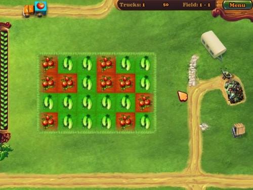 Online hra Malá farma