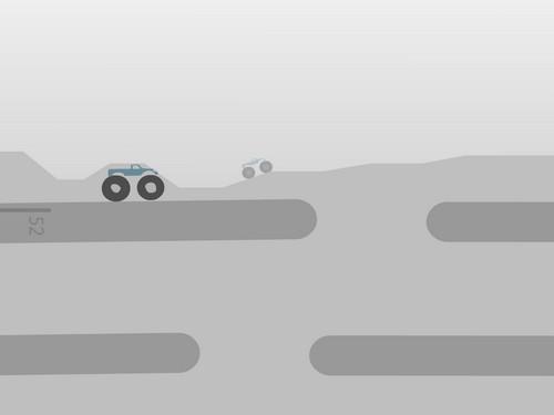 Online hra Monster Truck Maniac 2