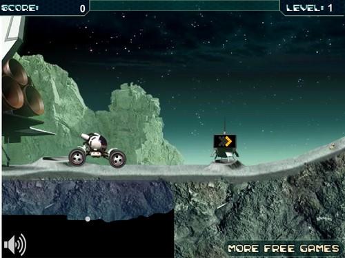Online hra Neptune Buggy