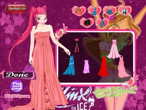 Online hra Panenka Winx