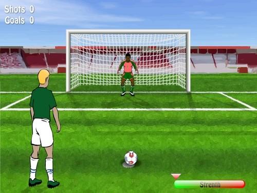 Online hra Penalty