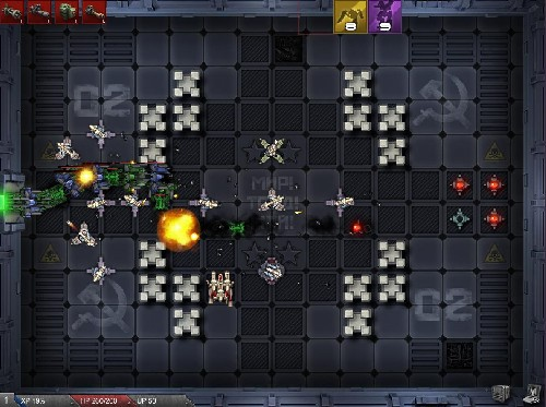 Online hra Red Storm Defense
