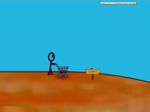 Online hra Shopping Cart Hero 2