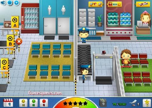 Online hra Simul�tor leti�t�