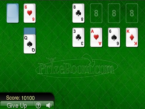 Solitaire online Karty