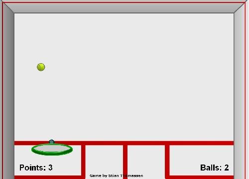 Online hra Squash