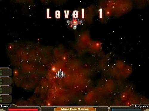 Online hra Star wings
