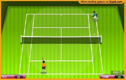 Online hra Tenis