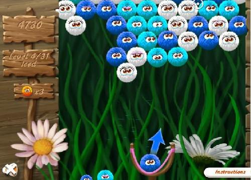 Online hra Woobies